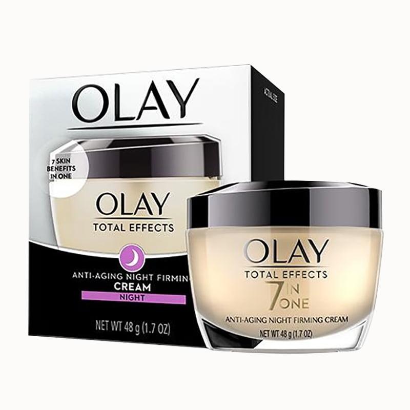 Kem dưỡng da ban đêm Olay Total Effect Night Cream 7 in 1