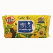 Mặt nạ Saborino Morning Face Mask 32 miếng của Nhậ...