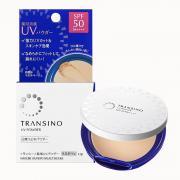 Phấn nền Transino UV Powder SPF50 PA++++ hộp 12g Nhật Bản
