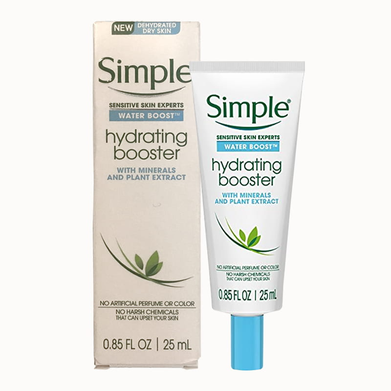 Serum cấp nước cho da Simple Hydrating Boost 25ml