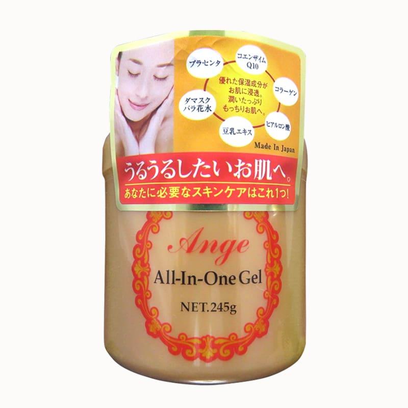 Kem dưỡng Ange All In One Gel 245g chính hãng Nhật Bản