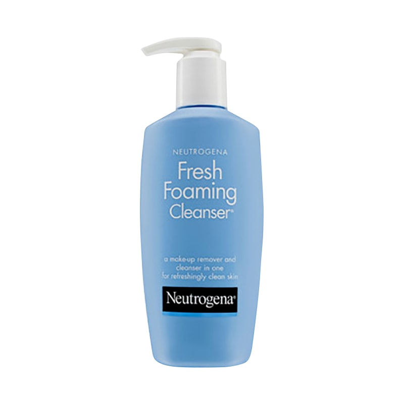 Sữa rửa mặt tẩy trang 2 in 1 Neutrogena Fresh Foaming Cleanser