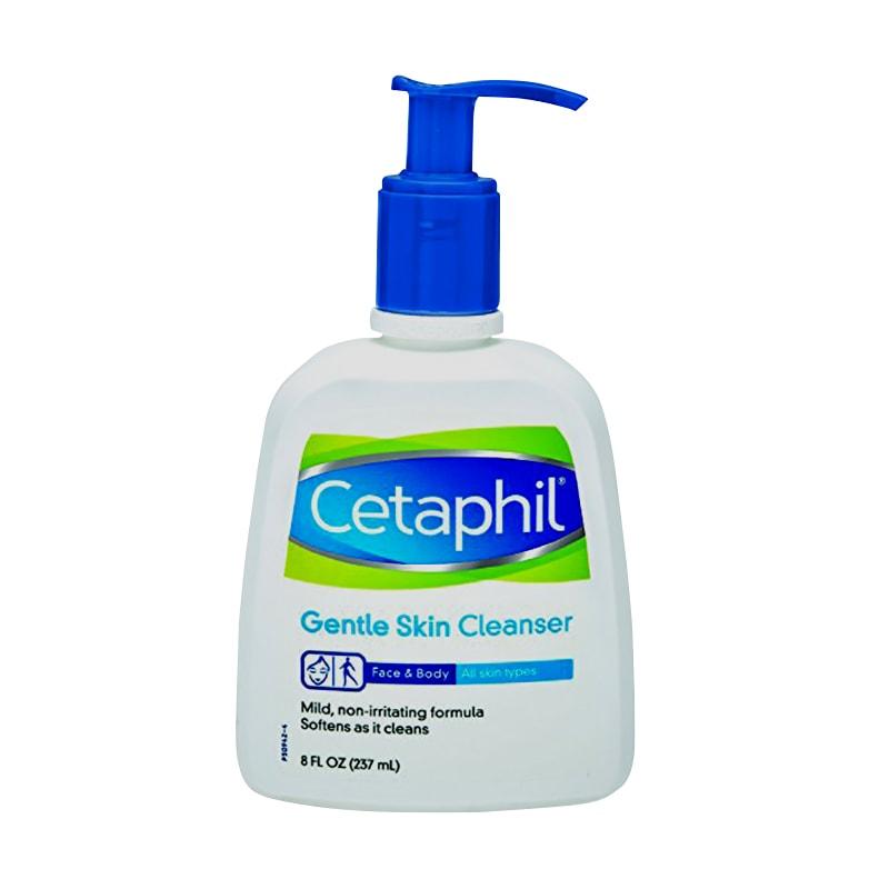 Sữa rửa mặt Cetaphil Gentle Skin Cleanser 237ml nhập từ Mỹ