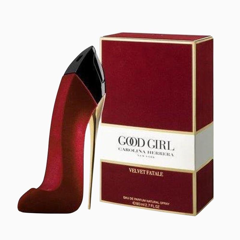 Nước hoa nữ Carolina Herrera Good Girl Velvet Fatale EDP 80ml