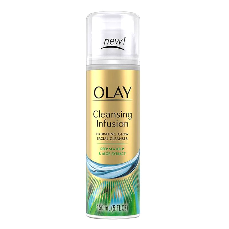 Sữa rửa mặt Olay Cleansing Infusion Hydrating Glow 150ml