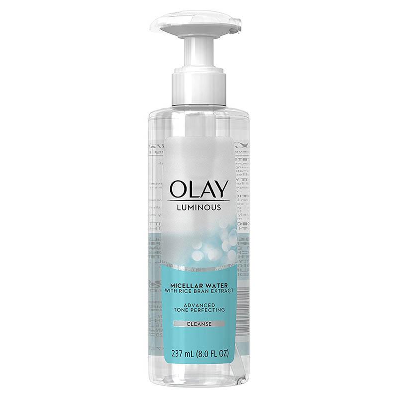 Nước tẩy trang Olay Luminous Micellar Water 237ml của Mỹ