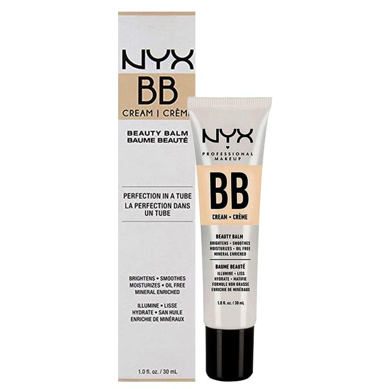 Kem trang điểm NYX BB Cream Beauty Balm 30ml của Mỹ