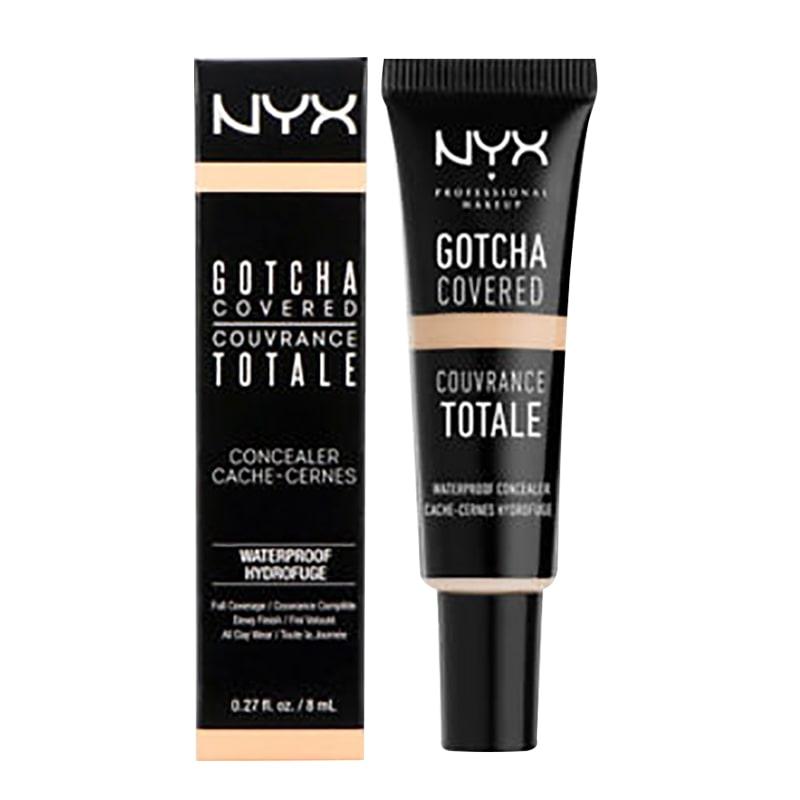 Kem che khuyết điểm NYX Gotcha Coverd Concealer Totale 8ml