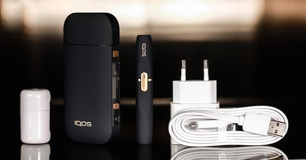 1#[Giải mã] thuốc lá điện tử iqos có hại không?