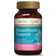 Viên uống lợi sữa Herbs Of Gold Breastfeeding Support 60 viên Úc
