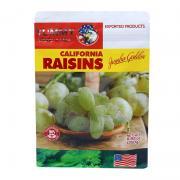 Nho khô vàng Yummy California Raisins Jumbo Gold 2...