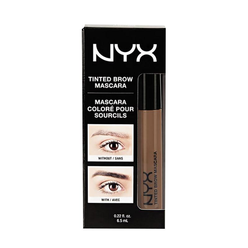 Mascara định hình lông mày NYX Tinted Brow của Mỹ