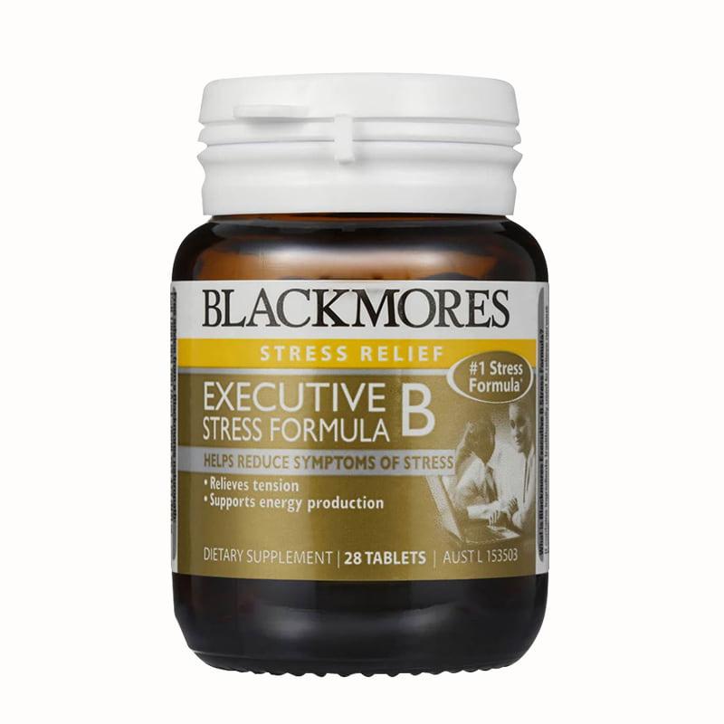 Viên giảm stress Blackmores Executive B Stress Formula 28v