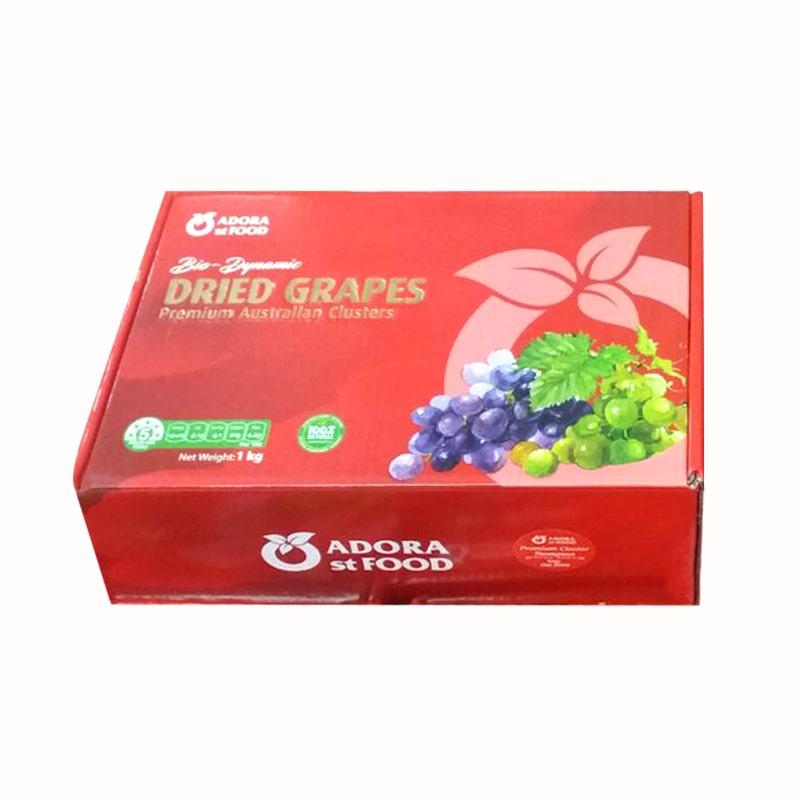 Nho khô nguyên cành Dried Grapes 1kg của Úc-Giống nho Thomson