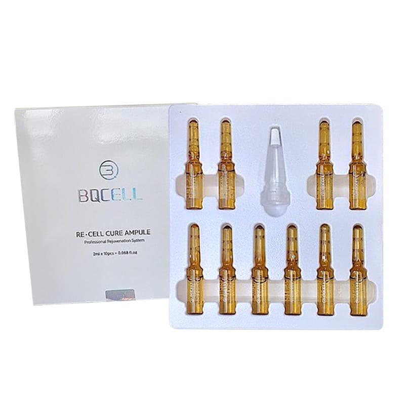 Tế bào gốc dưỡng trắng và nâng cơ Bqcell Re-Cell Cure Ampule