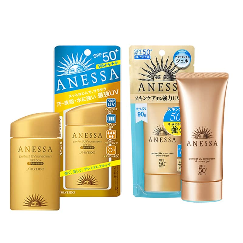 Kem Chống Nắng Anessa Perfect Pearly Shiseido SPF50 60ml