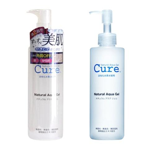 Gel Tẩy Tế Bào Chết Cure Natural Aqua 250g Của Nhật Bản