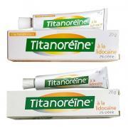 Kem Bôi Trị Bệnh Trĩ Ngoại Titanoreine Của Pháp 20g Hiệu Quả