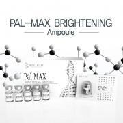 Set cấy trắng và căng bóng da Pal-Max Brightening Ampoule Hàn