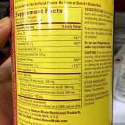 Nature Made Fish Oil 1200mg 360mg Omega 3 200 Viên