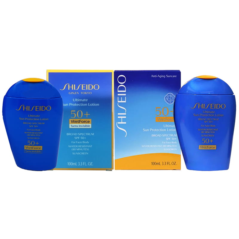 Kem chống nắng Shiseido Ultimate Sun Protection Lotion 100ml