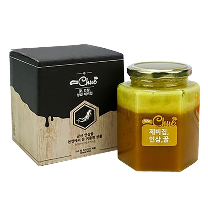 Sâm nghệ mật ong Mama Chuê Hàn Quốc 500g