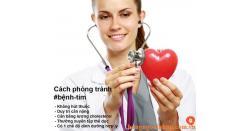 Bệnh Tim Mạch, Cách Phòng Ngừa Và Điều Trị