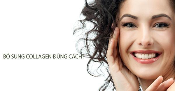 Cách bổ sung collagen tự nhiên - Tốt cho cơ thể và làn da