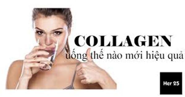 Cách dùng collagen hiệu quả