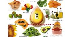 Chăm sóc sức khỏe với Vitamin E Thiên Nhiên 400 I.U