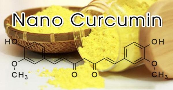 Nano curcumin là gì? Nghệ nano nào tốt nhất
