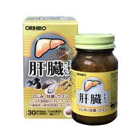 Viên uống bổ gan, giải độc gan Orihiro Nhật Bản 60 viên