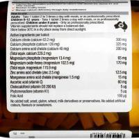Viên uống Blackmores Total Calcium & Magnesium + D3 Úc
