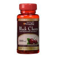 Viên uống Puritan's Pride Black Cherry 1000mg của Mỹ 100v