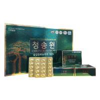 Tinh dầu thông đỏ cao cấp Cheongsongwon Hàn Quốc 180 viên