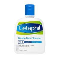 Sữa rửa mặt Cetaphil Gentle Skin Cleanser 118ml của Mỹ