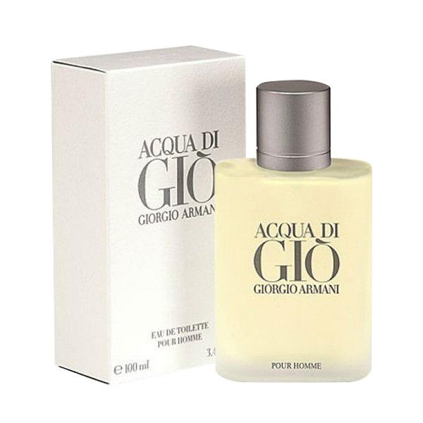 Nước hoa nam Acqua Di Gio Pour Homme Giorgio Armani 100ml