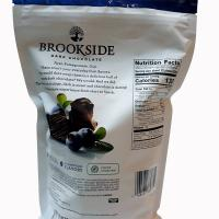 Kẹo Socola Đắng Nhân Việt Quất Brookside của Mỹ 907g