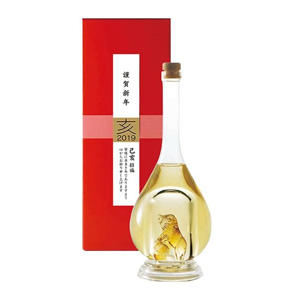 Rượu Shochu con heo Nhật Bản 2019, độc đáo, sang trọng