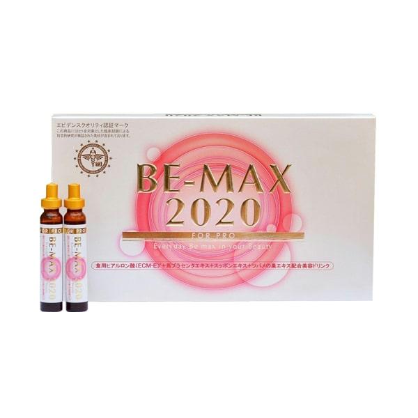 Nước uống đẹp da Be-Max 2020 Nhật, liệu pháp làm đẹp hiện đại