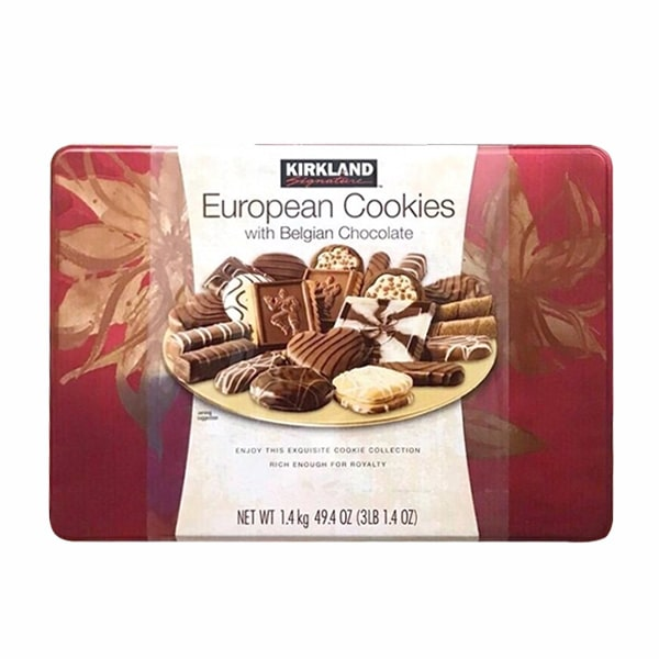 Bánh Chocolate European Cookies 1,4kg Của Mỹ