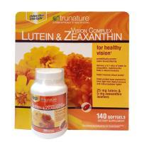 Viên bổ mắt Trunature Vision Complex Lutein & Zeaxanthin 140v