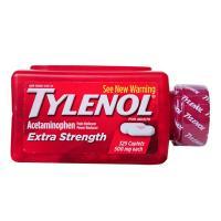 Viên uống giảm đau hạ sốt Tylenol Extra Strength 500mg 325 viên