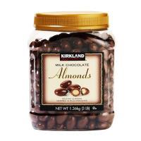 Socola Sữa Bọc Hạnh Nhân Kirkland Almonds 1.36kg C...
