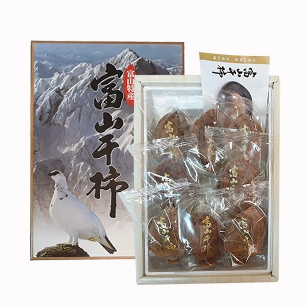 Hồng dẻo Hoshigaki Nhật Bản 800g hộp 8 trái cao cấp chính hãng