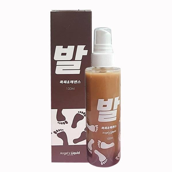Xịt khử mùi hôi chân Angel's Liquid 100ml của Hàn Quốc