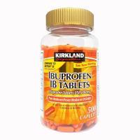 Viên giảm đau hạ sốt Kirkland Ibuprofen IB Tablets...