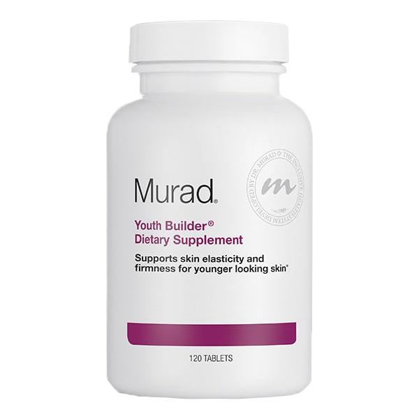 Viên uống trẻ hóa da Murad Youth Builder Dietary Supplement 120 viên