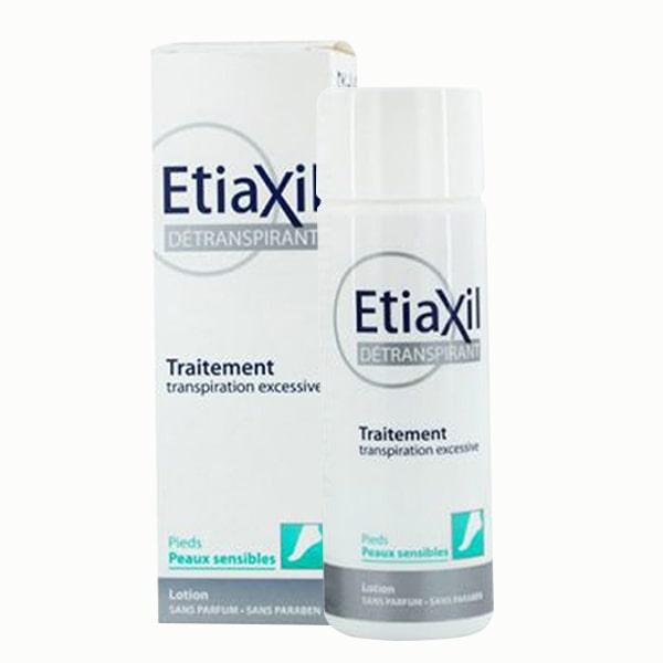 Lotion Etiaxil đặc trị hôi chân tốt nhất của Pháp chai 100ml
