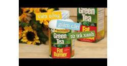 Thuốc giảm cân green tea fat burner có tốt không? Review từ CE